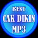 Lagu Cak Dikin Campursari Lengkap Mp3 + Lirik by Karaoke Fresh