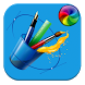 Drawing Images by adnan4android