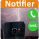 Flash Alerts Notification Call by VardentonApps
