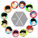 EXO GAME 2048 by Nhut Truong Group