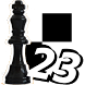 Chess23 - chess for winners by Ronny Kerk