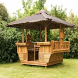 Wooden House Design Complete by adelia