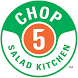 Chop5 salad kitchen by Revel Store