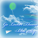 GO Locker Theme -Blue Sky- by VIBE Inc.