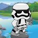 Jumper Star Blocky Lego Wars Game by Wang Jing