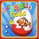 Surprise Eggs Kids Sea Puzzle by Rumahan Studio