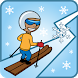 ZigZag Snow Ski by Alino Games