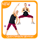 Quick Flexibility Workout by Super Crafts