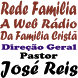 Web Radio Rede Familia by Soluçoes Radio Online