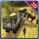 Zoo Animal Transporter Truck by Top 3D Gamers