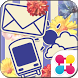 +HOMEアイコンパック VIVA Flower! by +HOME by Ateam