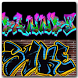 Drawing Graffiti Names Designs