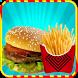 Free Fast Food-Kids Game by kido hub