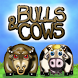 Bulls and cows: test your mind by PK-Studio