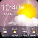 Weather Alert And Report App by Weather Widget Studio