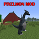Mod Pixelmon MCPE by Mastorte