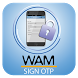 WAM Sign Otp