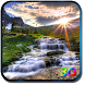 Waterfall Live Wallpaper 3D by eNIX solution