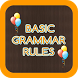 Basic Grammar Rules