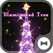 Wallpaper-Illuminated Tree-