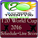 T20 World Cup 2016 Fixtures by AppsZonebd
