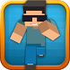 Blocky Runner: Run Block Roads by Phillip Kung