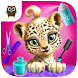 Jungle Animal Hair Salon - Wild Pets Makeover by TutoTOONS