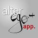 Alter ego + app