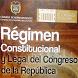 Reglamento Congreso Colombiano