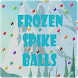 Frozen Spike Balls Shooter by elevenoaksapps