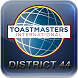 District 44 Toastmasters by Deeptha Jayaratne
