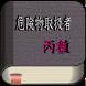 危険物取扱者・丙種に出るとこ by siebenapp