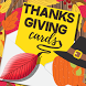 Thanksgiving Greeting Cards by WebGroup Apps