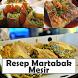 Resep Martabak Mesir by khaina