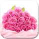 Pink Rose Live Wallpaper by Jango LWP Studio