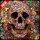 Sugar Skull Wallpaper by Twinsapp