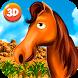 Farm Horse Survival Simulator by Cartoon World Games