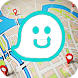 Free Waze GBS Map Reference by prodev56