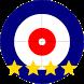 Curling Coach by Marc Bernard