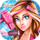Hair Styling Salon Games by Trendsetting Apps for Girls