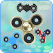 Fidget spinner free real hand game by Honeyarsal-apps