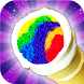 Unicorn Rainbow Ice Cream Cone Cupcake Cooking by shafay Labs
