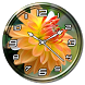 Flower Clock Live Wallpaper by Lo Siento