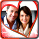 Romantic Photo Frames by Energy Photo Frames