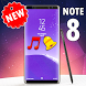 Best Galaxy Note 8 Ringtones Free by Logixity Studios
