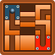Roll Ball Escape - Slide puzzle by P UNG