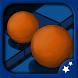 2 Balls Infinite Roller Runner by Auryn Sky