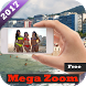 Mega Zoom HD camera by Tools Devs