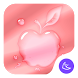 Pink Phone X-- APUS Launcher Free Theme by CoolAppPub