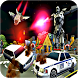 US Police Transform Robot War : SuperHero Battle by Mld corporation